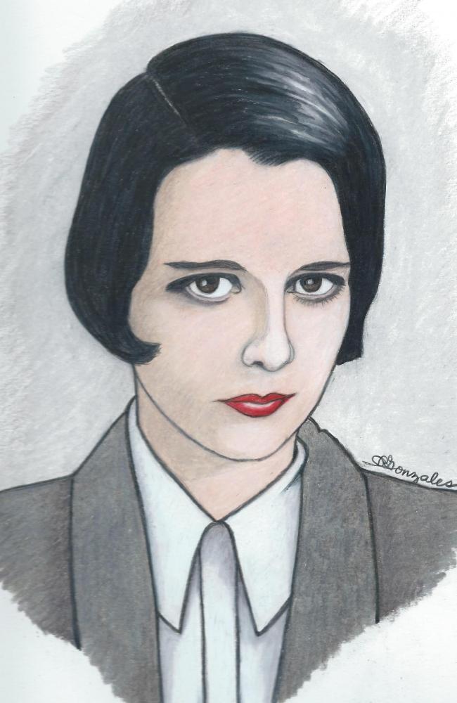 Louise Brooks by aaronmark
